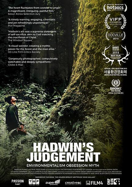 Hadwin's Judegement film poster