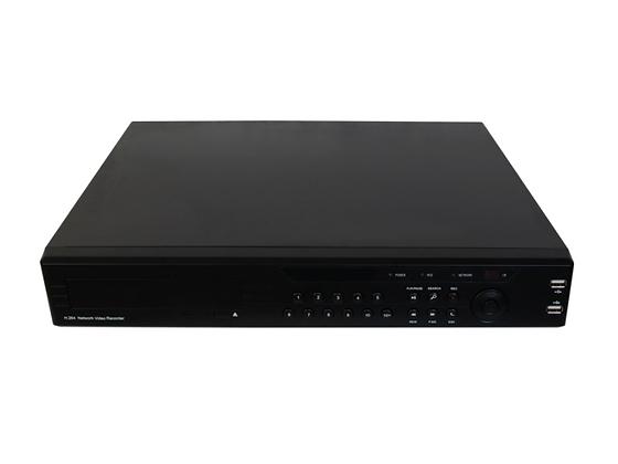 NVR-2324, 24 IP видеокамеры 1080Р, 4HDD