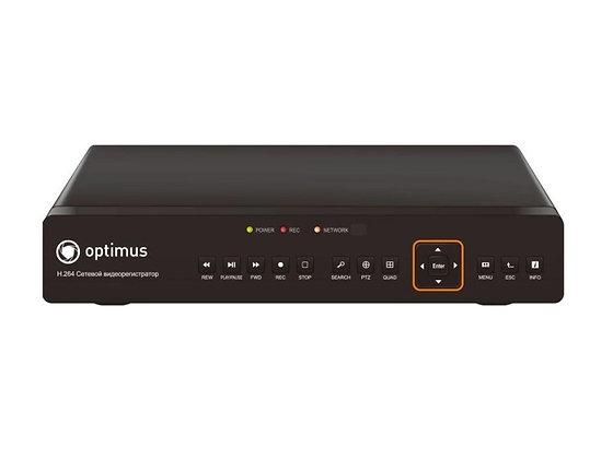 NVR-1082, 8 IP видеокамер 2Мп.
