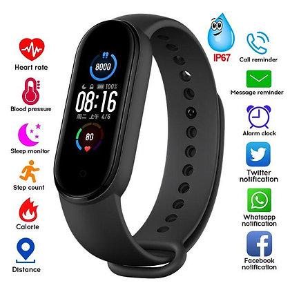 M5 Smart Bracelet Watch