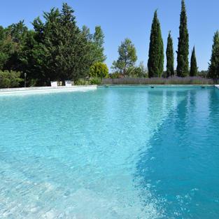 La piscine Bio UV