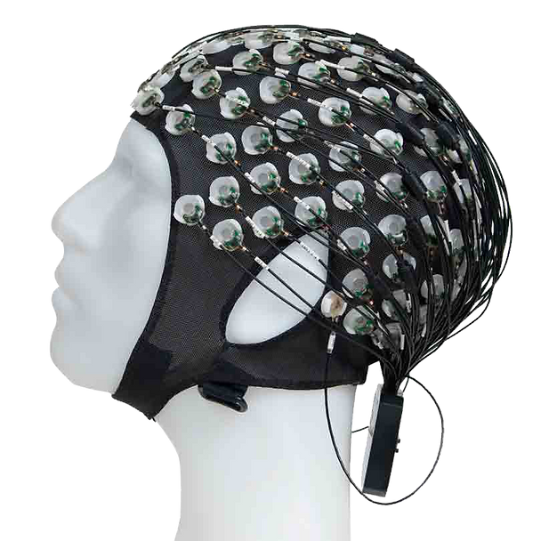 Mobile-128 High Density Wireless EEG Amplifier