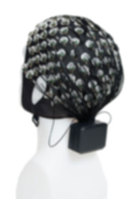 Mobile-128 Wireless High Density EEG
