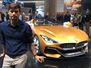 Leandro Bellone: un toque argentino en los nuevos concepts de BMW