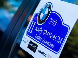 II Rally BMWACM - Pueblos Auténticos