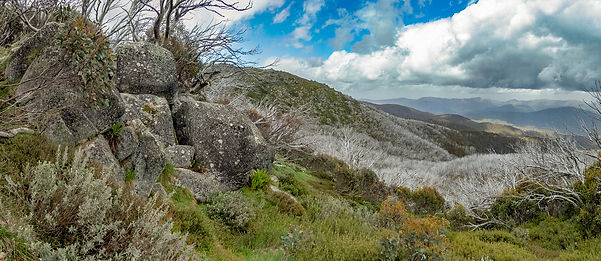 High Country Boulders and Ranges by Andr
