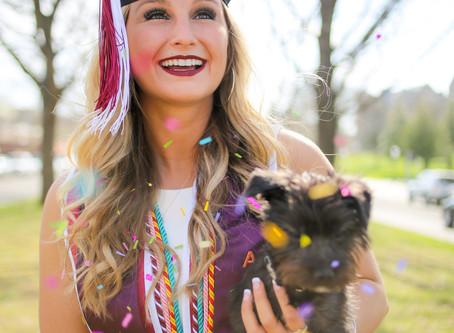 College grad attire!