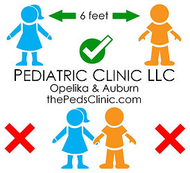 Social Distancing Pediatric Clinic LLC 6