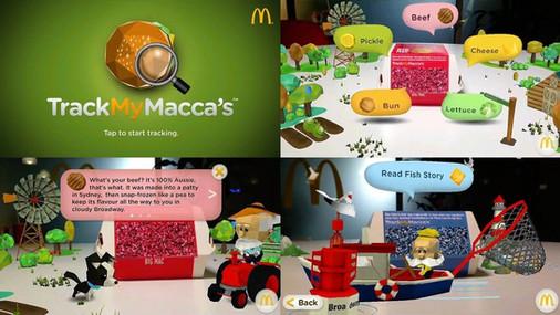 TRACK MY MACCAS APP (Online Campaign) - Custom Music by Joshua Pinkerton & Daniel Pinkerton