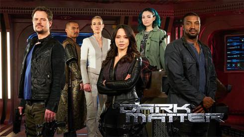 DARK MATTER Season 03 Episode 09 - 'The Truth Is On Fire' by Blindmunkee