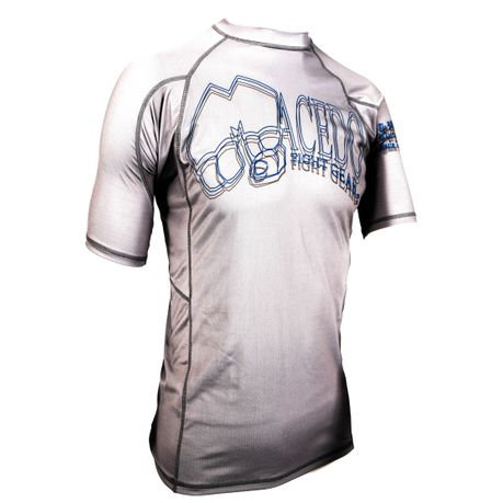 Switch Grey Rash Guard