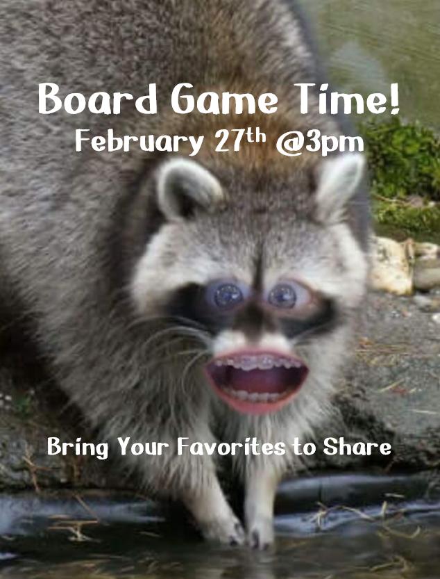 YA Board Games