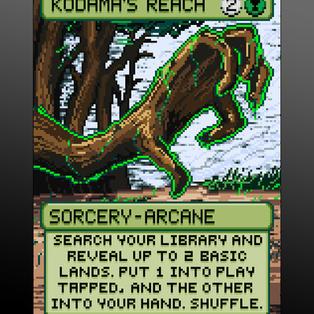 kodamas reach