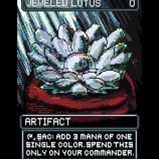 Jeweled Lotus