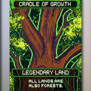 yavimaya, cradle of growth