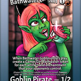bathwater extortionist