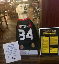 Seymour at Marios Sports Bar & Grill