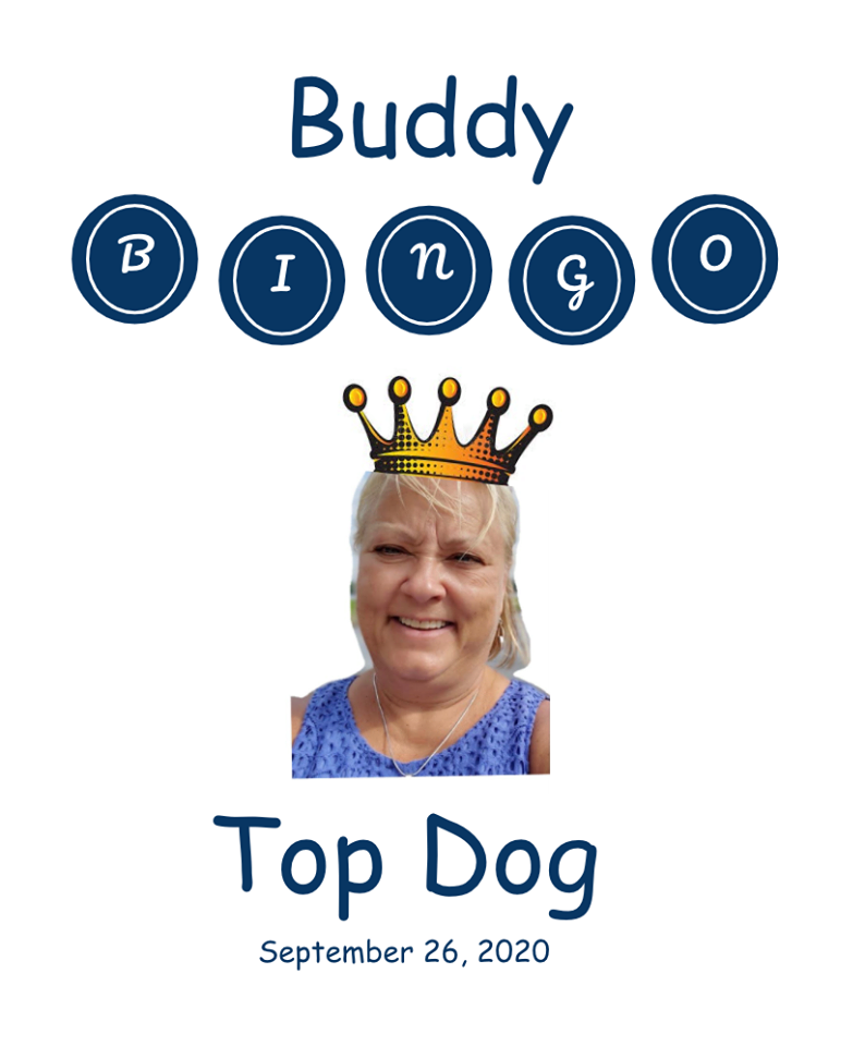 September Top Dog-Mae! :)