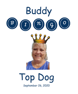 September Top Dog-Mae! :)