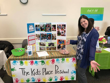 Preschool Event at East Greenbush Library