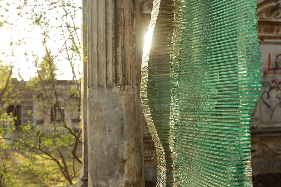 Post Procella portrait in the sun