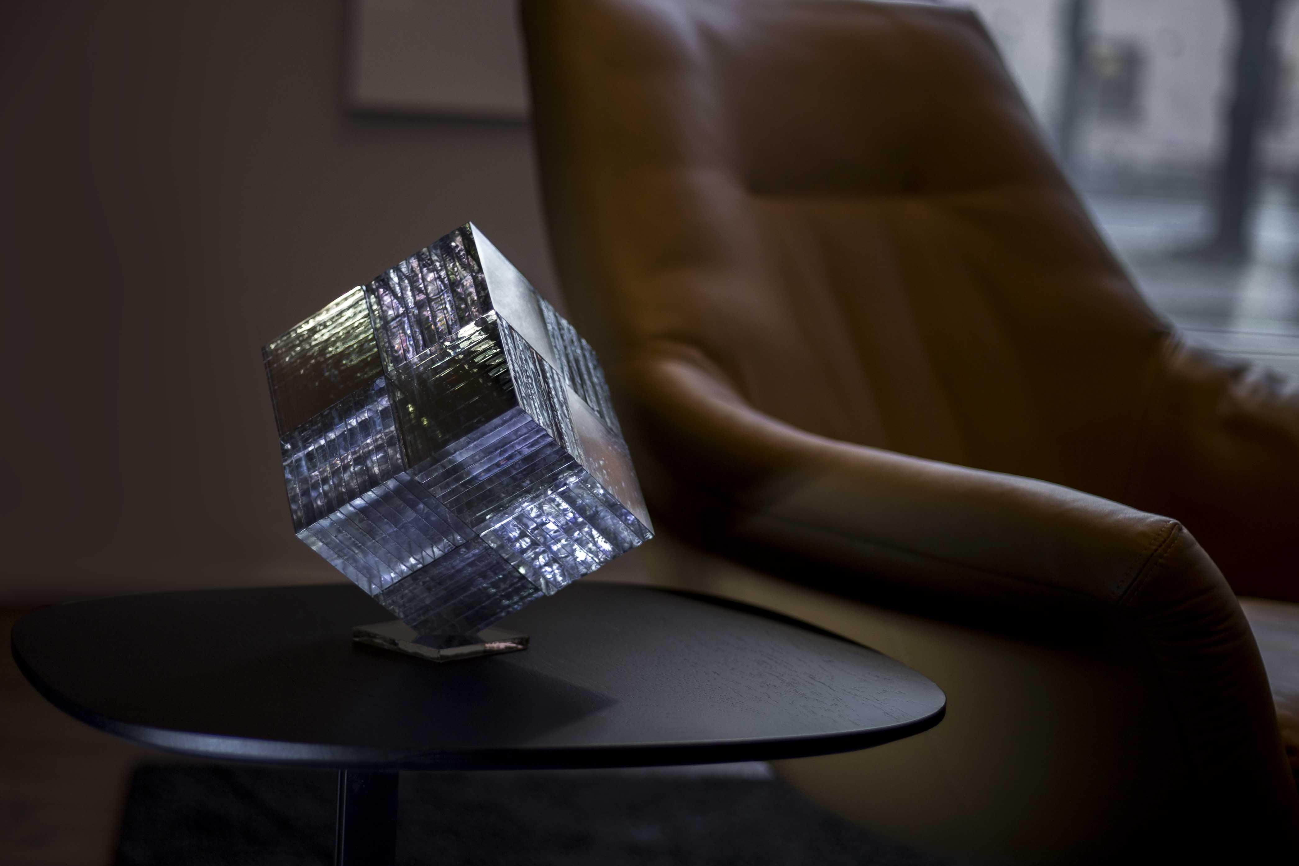 Certus Libra glass cube, stikla kubs_ErnestVitin