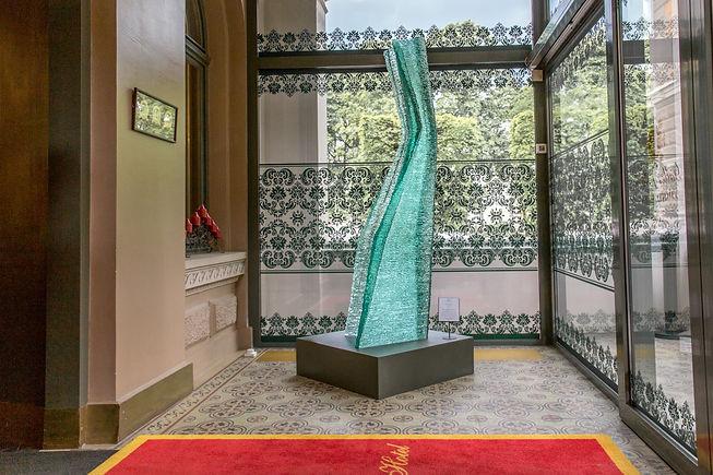 Visionary glass artist's Ernest Vitin's