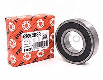 Bạc đạn FAG 6206-2RSR