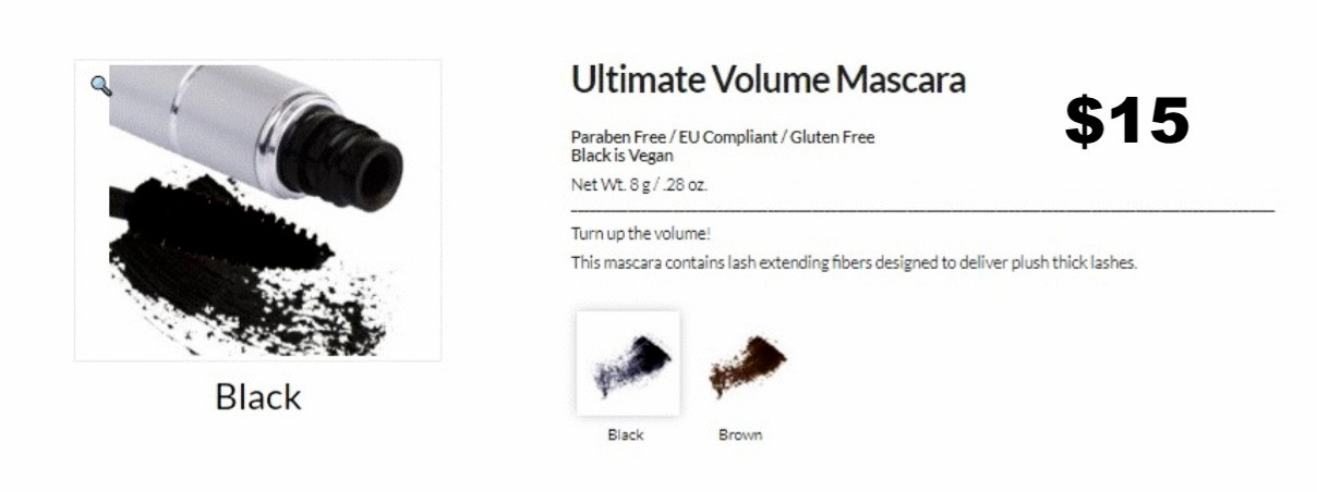Ultimate Volume Mascara