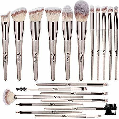 Professional Makeup Brush - 20 Set