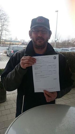 Starker Wille, klares Ziel- Führerschein.  Deine Fahrschule Drive In(n) GmbH