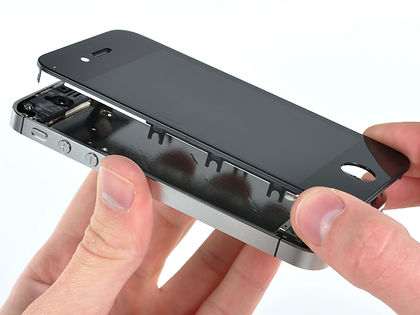 iPhone 4s repaired