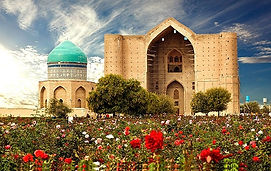 Туркестан Ходжа Ахмед Яссави