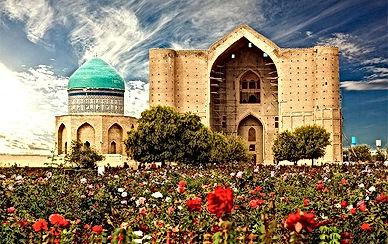 Ходжа Ахмед Яссави  туркестан