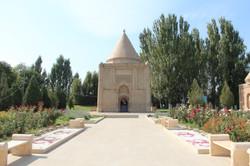 Айша биби Туркестан
