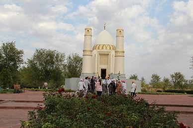 Домалак ана туркестан