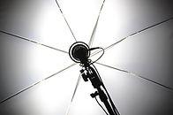사진 반사판 램프