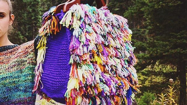 """""""The Carpet Bag"""" Knitting Pattern"""