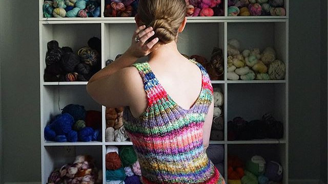 The KnitFit 8 sizes (see details below)