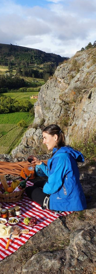 CLIMBING+PICNIC FOR TWO