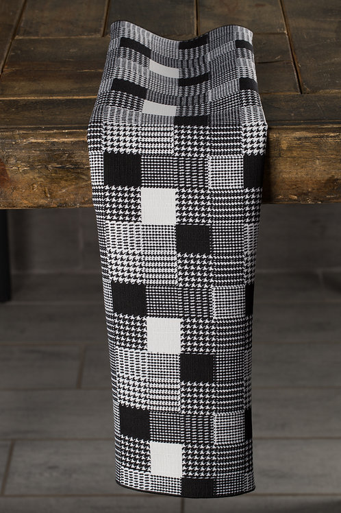 Specialty Houndstooth Check Napkin