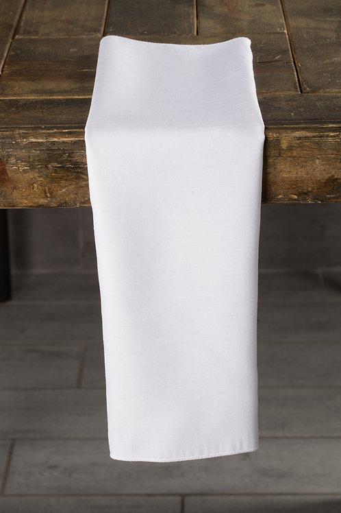 Shantung White Napkin