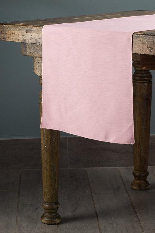Shantung Light Pink Runner