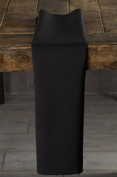 Classic Solid Black Napkin