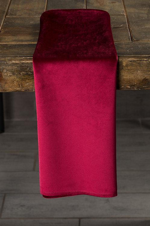 Specialty Merlot Velvet Napkin