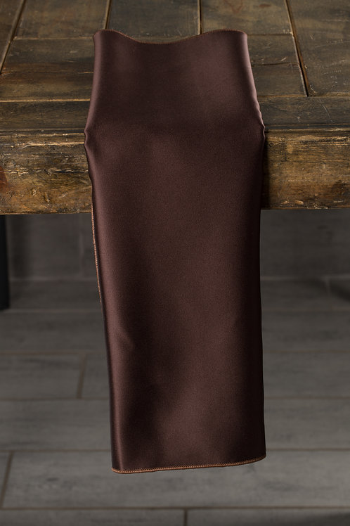 Lamour Dark Brown Napkin