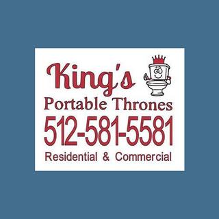 King's Portable Thrones