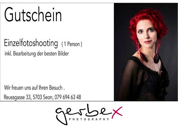 """Gutschein  """"Autumn Fotoshooting"""""""