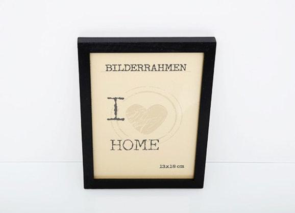 "Bilderrahmen  ""I Love Home"""