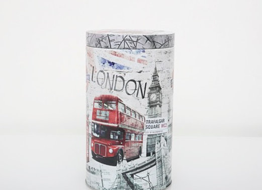 "Blechdose  ""London"""